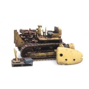 Artitec 487.601.01 Buldozer D7 rouillé, RIP Series