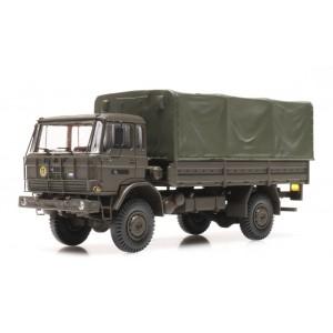 Artitec 487.051.04 Camion DAF porteur baché Armée hollandaise, châssis court