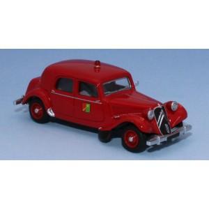 SAI 6122 Citroën Traction 11B 1952, pompiers de Colmar