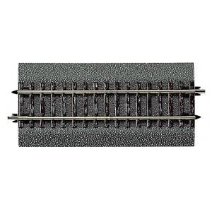 Rocoline ballast 42511 Rail droit en diagonale DG1 119mm