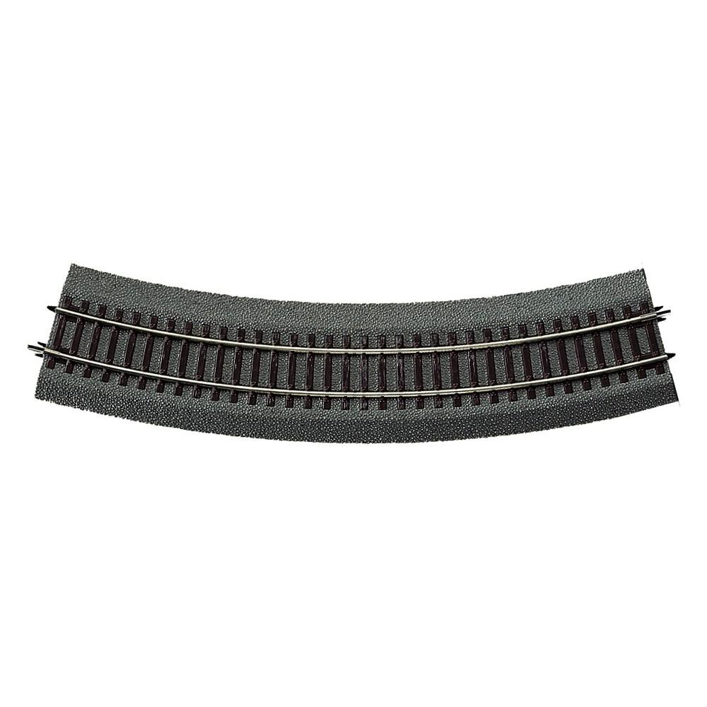 Rocoline ballast 42524 Rail courbe R4 30° 481.2mm