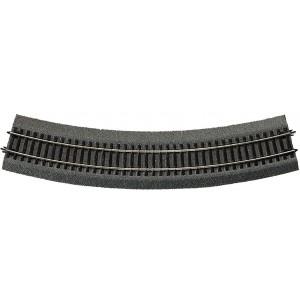 Rocoline ballast 42526 Rail courbe R6 30° 604.4mm