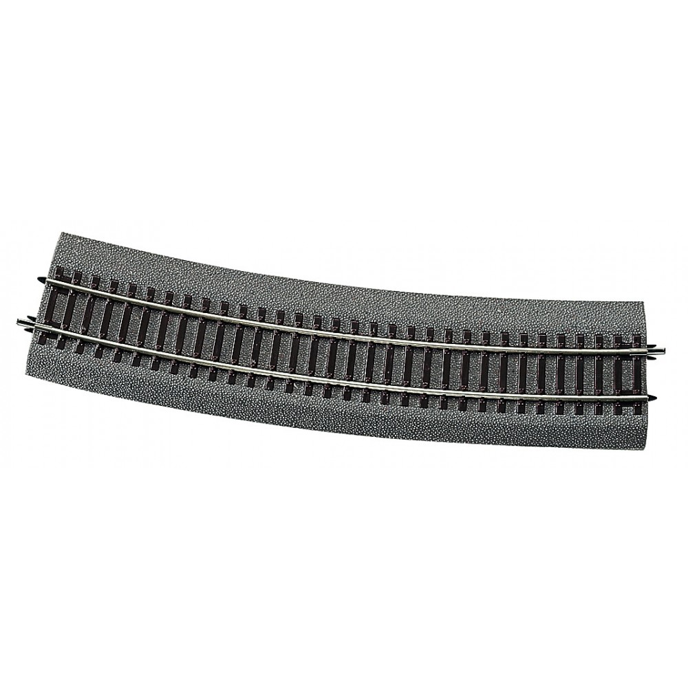 Rocoline ballast 42528 Rail courbe R10 15° 888mm