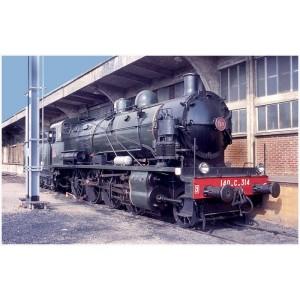 Esu S0122 Décodeur sonore, Loksound V5, pour locomotive à vapeur 140 C, sncf