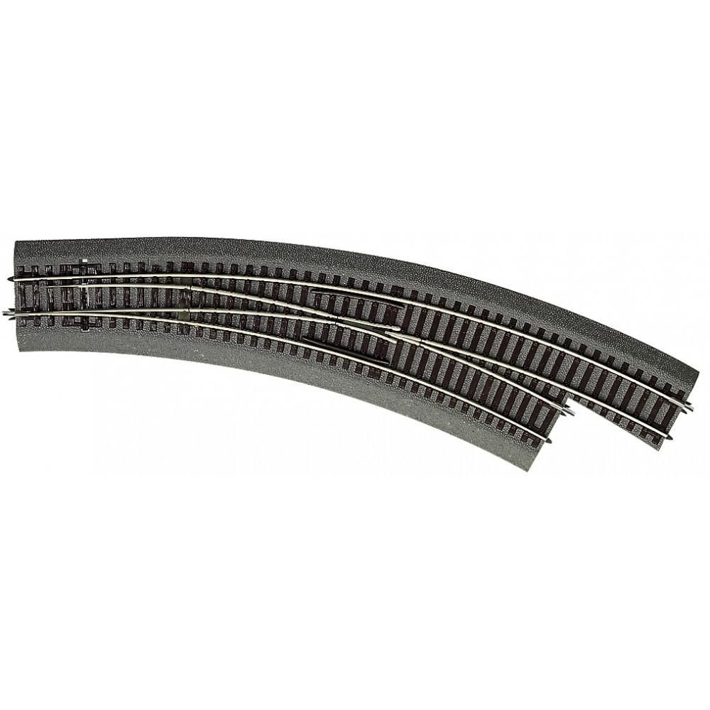 Rocoline ballast 42571 Aiguillage courbe droite BWr5/6