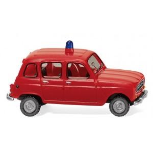 Wiking 022447 Renault R4, Pompiers