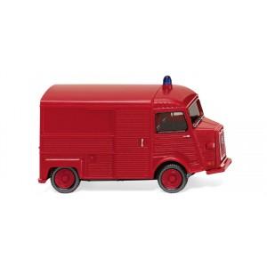 Wiking 026206 Citroën HY, Pompiers