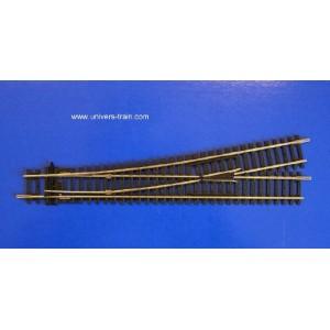 Jouef Hornby R8077 Aiguillage gauche long