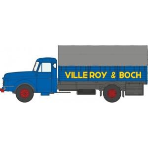 Ree Modeles CB 105 Camion Willeme Bâché, VILLEROY & BOCH