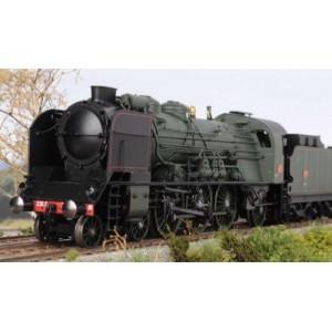 Esu S0200 Décodeur sonore, Loksound V5, pour locomotive à vapeur 231, sncf