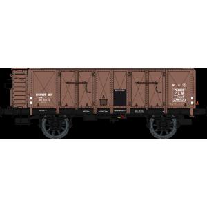 Ree modeles WB478 Wagon Tombereau OCEM 29 - PLM ep.II