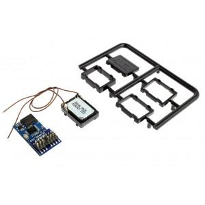 Esu 58814 Décodeur sonore Micro vierge Nem 658, Plux16, Loksound V5