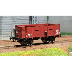 Ree modeles WB478 Wagon Tombereau OCEM 29, guérite - PLM ep.II