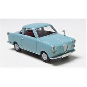 Brekina 27855 Goggomobil coupé, turquoise pastel