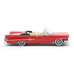 Oxford 87CC61001 Voiture Chrysler 300 Cabriolet 1961