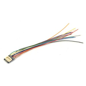 Esu 51993 Cordon pour micro décodeur Loksound V5, Next18 / fils simples