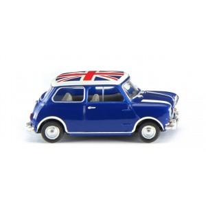 Wiking 022604 Mini Austin 7, Union Jack
