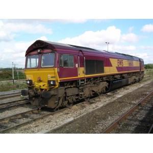 Esu 56428 Décodeur sonore Loksound V5, pour locomotive diesel Class 66 / Class 77