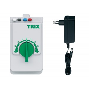 Trix 66508 Transformateur avec régulateur, et sortie accessoires 18VA