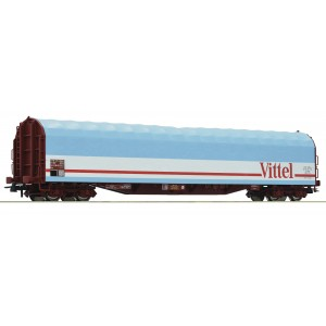 Roco 76453 Wagon à bâche coulissante à bogies, SNCF, Vittel