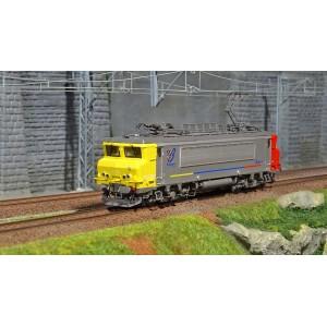 Ls Models 10206S Locomotive électrique BB 7321R, SNCF, TER Bourgogne, Dijon, Digitale sonore