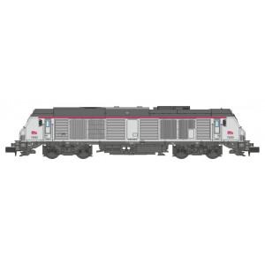 REE Modeles NW108 Locomotive Diesel BB 75333, SNCF, Intercité