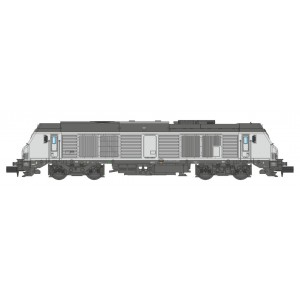 REE Modeles NW110 Locomotive Diesel BB 75105, CFL CARGO
