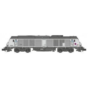 REE Modeles NW111 Locomotive Diesel BB 75043, VFLI