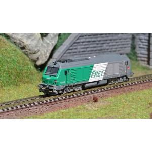 REE Modeles NW112 Locomotive Diesel BB 475058, SNCF, FRET, échelle N