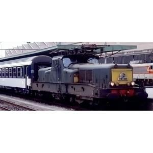 Jouef HJ2337S Locomotive électrique BB 13041, SNCF, livrée vert / jaune, digitale sonore
