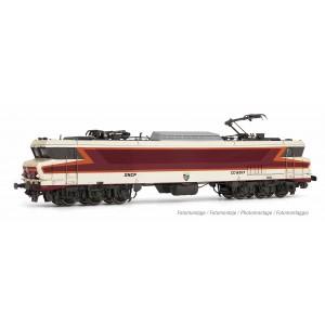 Jouef HJ2372 Locomotive électrique CC 6517, SNCF, livré Béton rouge, Beffara