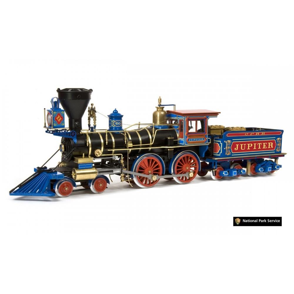 OcCre 54007 Locomotive Jupiter 1/32 kit construction bois métal