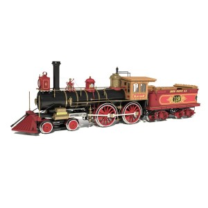 OcCre 54008 Locomotive Rogers n°119 1/32 kit construction bois métal