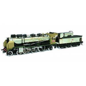 OcCre 54003 Locomotive vapeur Pacific 231 SNCF 1/32 kit construction bois métal