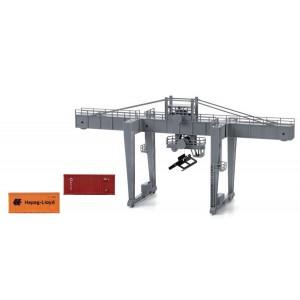 Lima HL8000 Portique à conteneur, avec 2 conteneur