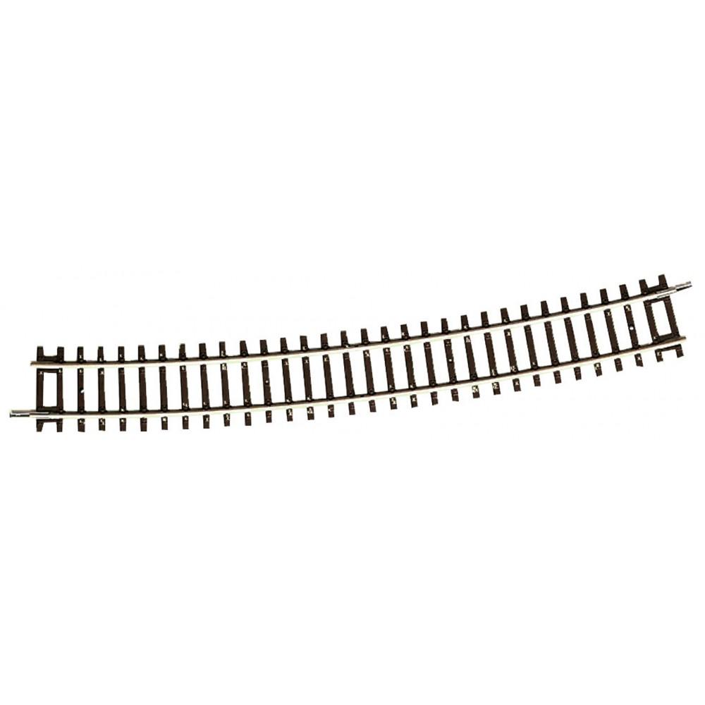 Rocoline 42428 Rail courbe R10, r 888mm 15°
