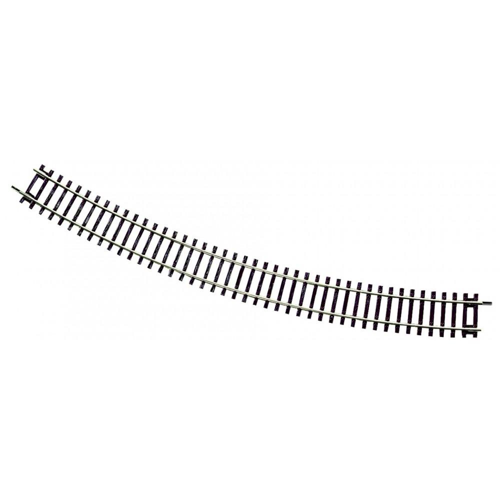 Rocoline 42426 Rail courbe R6, r 604,4 mm 30°