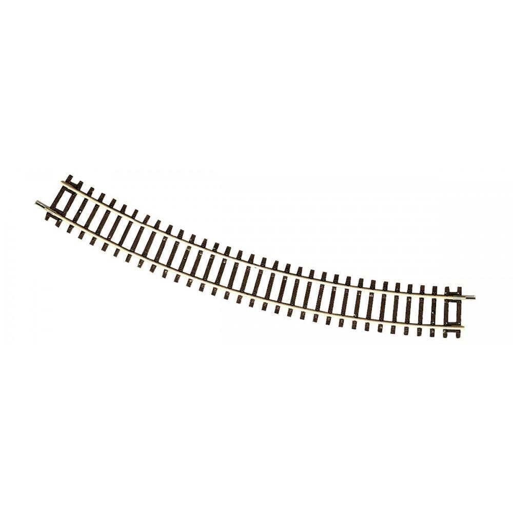 Rocoline 42424 Rail courbe R4, r 481,2 mm 30°