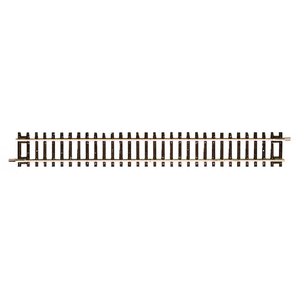 Rocoline 42410 Rail droit G1 230mm, traverse bois