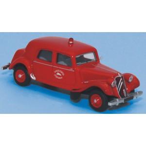 SAI 6126 Citroën Traction 11B 1952, pompiers des Ardennes