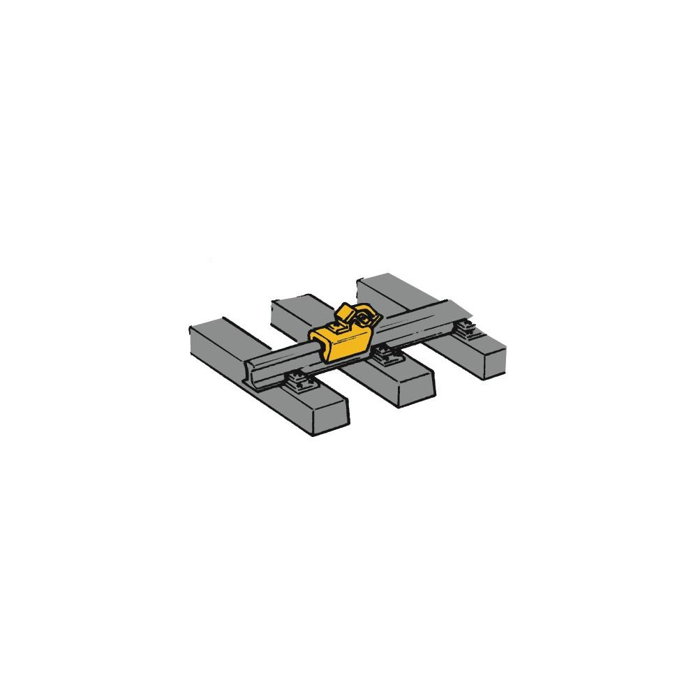 Roco 40004 Sabot d'arrets x 12 pièces