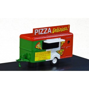 "Jouef HC5002 Remorque à Pizza, ""PIZZA Deliziosa"""