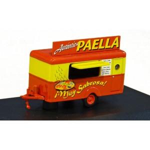 "Jouef HC5003 Remorque à Paella, ""Autentica PAELLA"""
