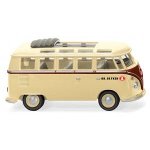Wiking 079723 Volkswagen T1, Sambabus Dr. Oetker