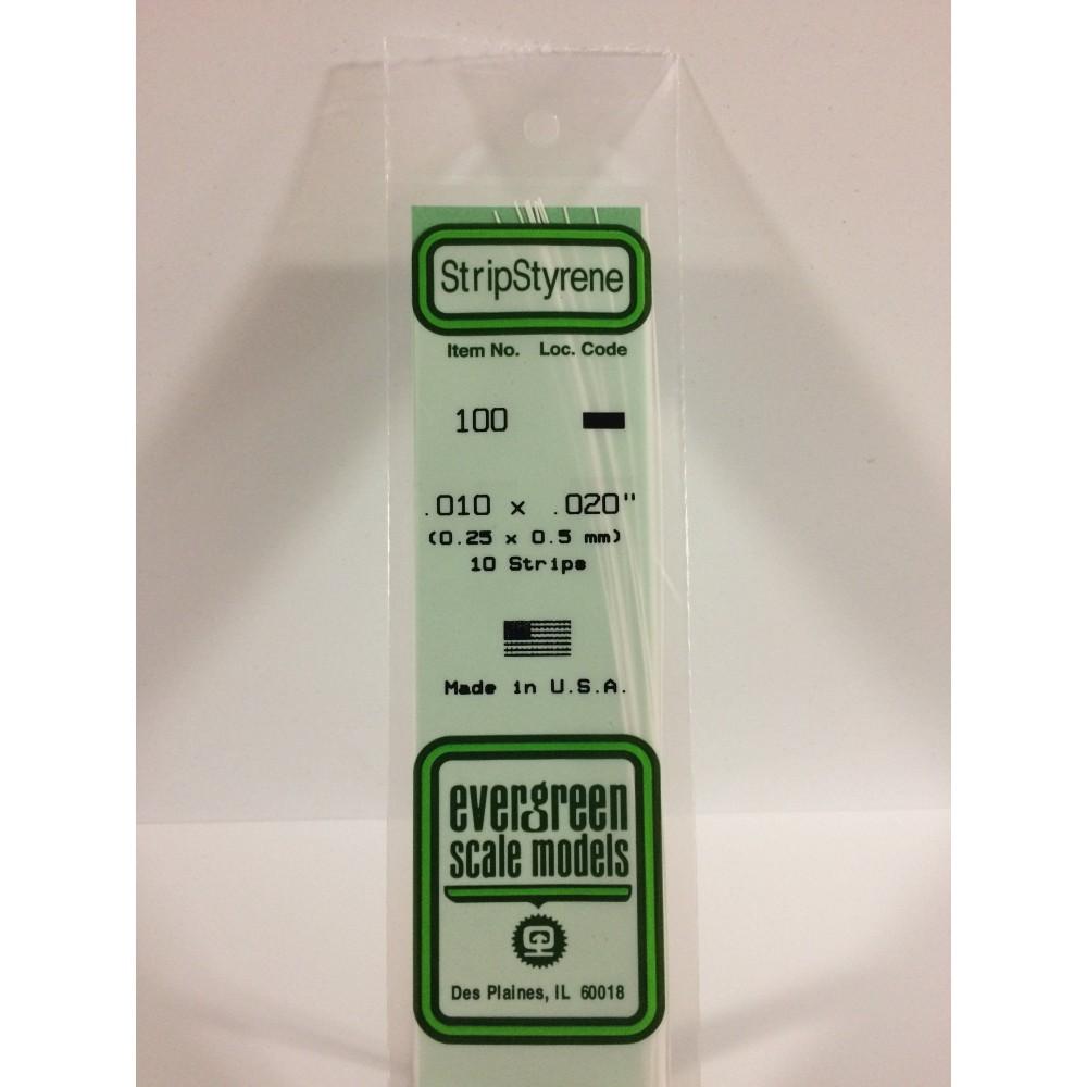 Baguette 0.25x0.5x350mm Ref : 100 - Evergreen