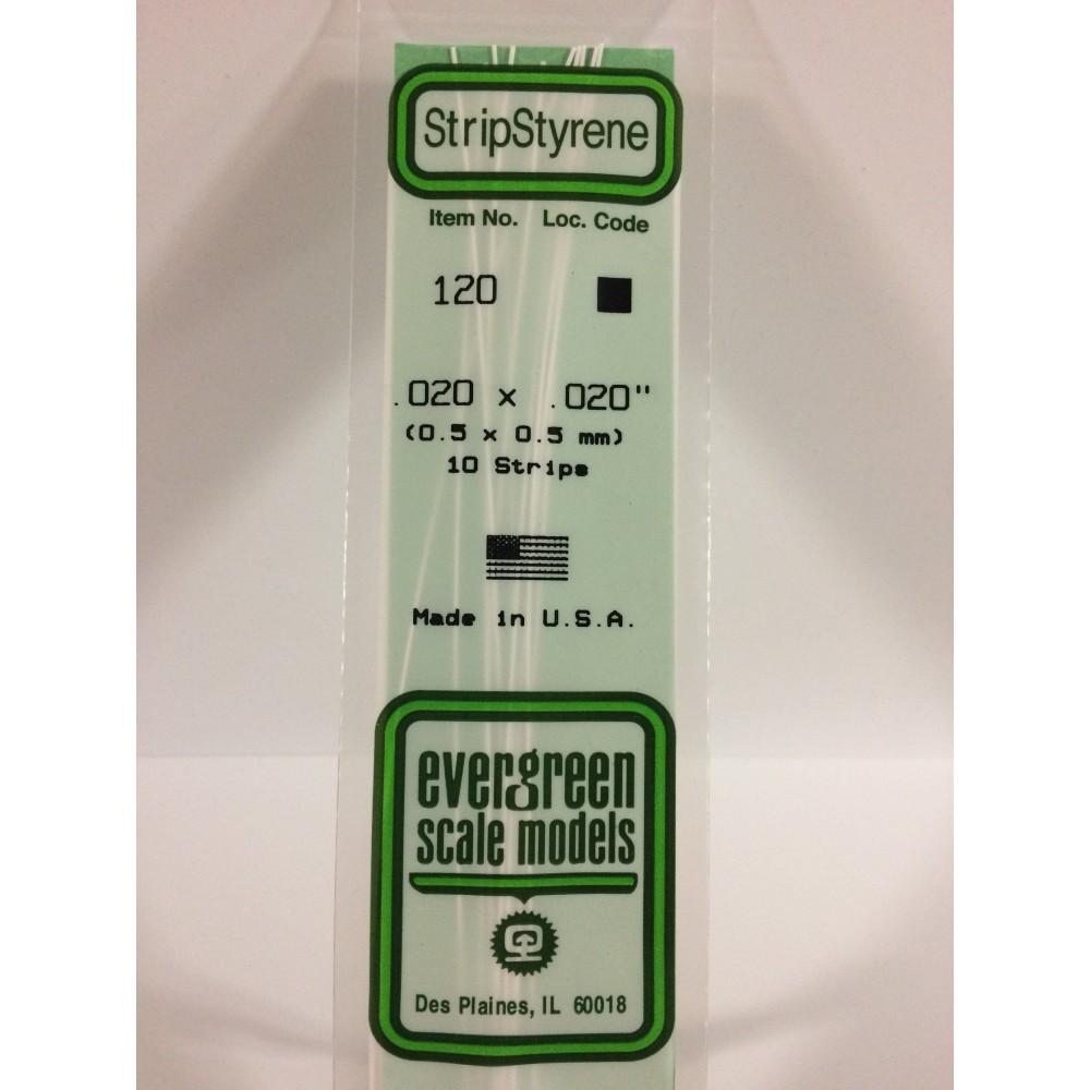 Baguette 0.50x0.50x350mm Ref : 120 - Evergreen