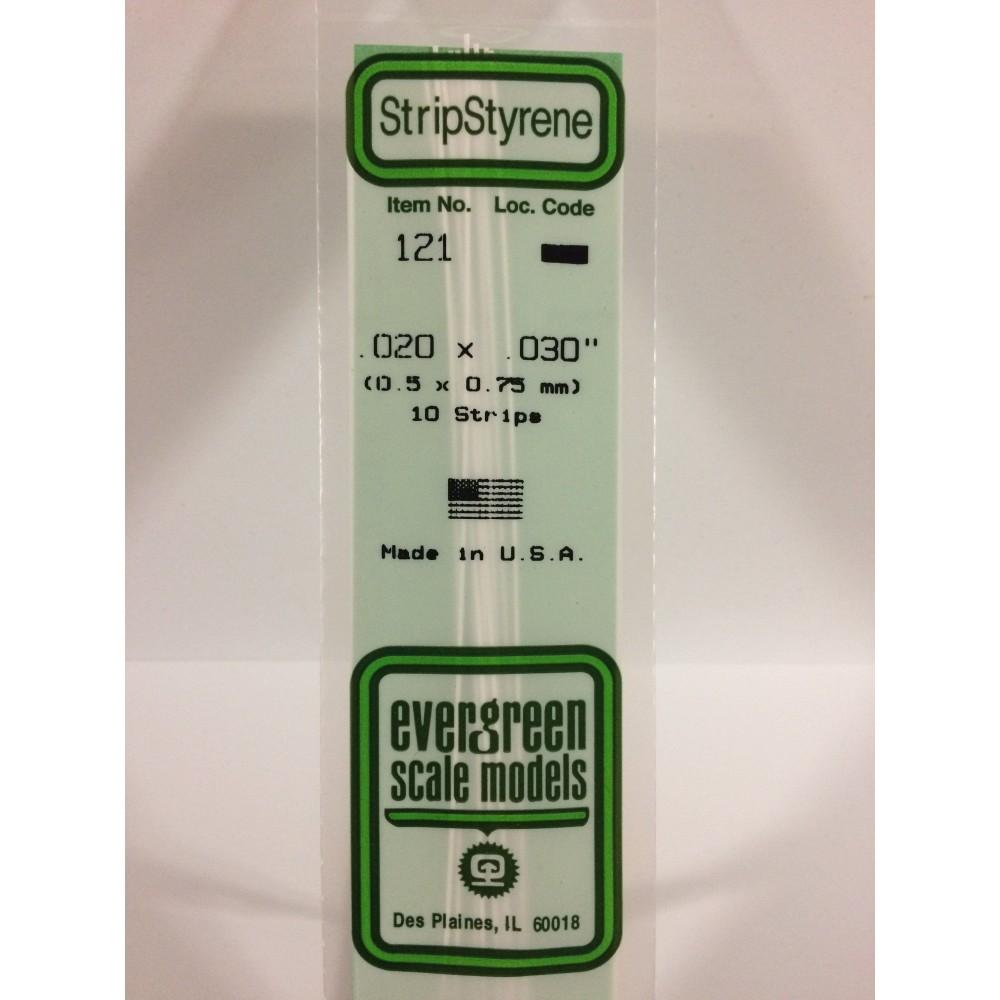 Baguette 0.50x0.75x350mm Ref : 121 - Evergreen