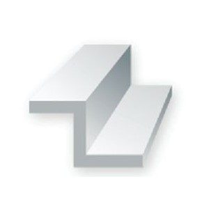 Profilé Z 2.5x350mm Ref : 753 - Evergreen