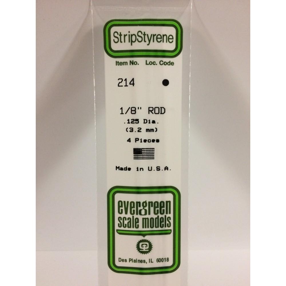 Rond 3.2x350mm Ref : 214 - Evergreen