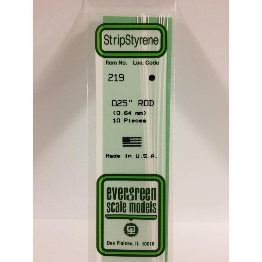 Rond 0.64x350mm Ref : 219 - Evergreen